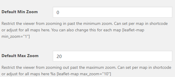 Leaflet Map初期設定