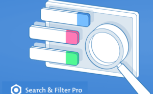 Search & Filter Pro AFFINGER5の設定